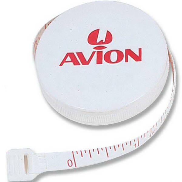 Customized Round Auto-Lock Tape Measure