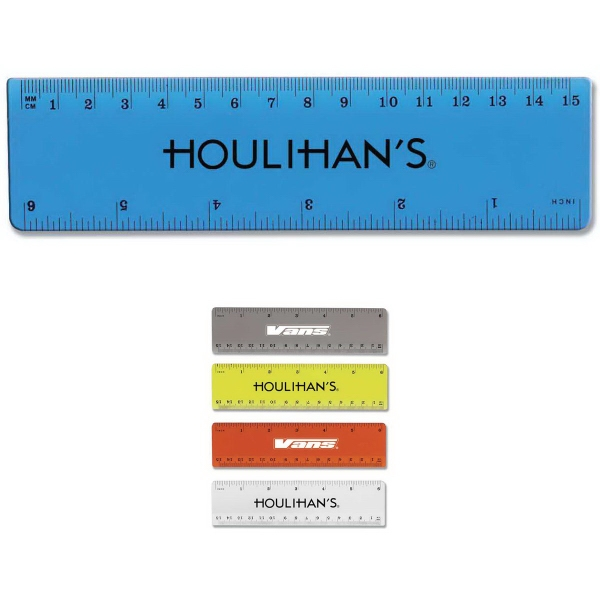 "Promotional Mini 6"" Ruler"