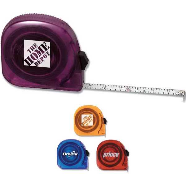 Personalized Take-a-Long Tape Measure