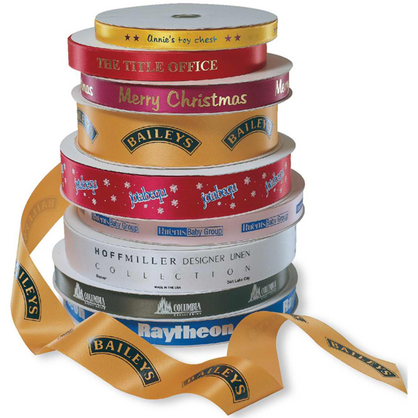 Personalized Continuous Imprint Ribbon