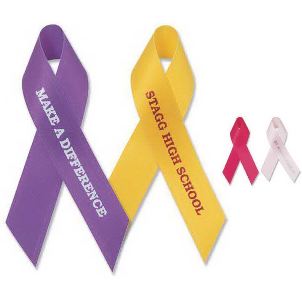 Personalized Awareness Ribbon