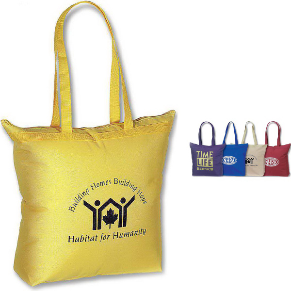 Customized Shopper Tote