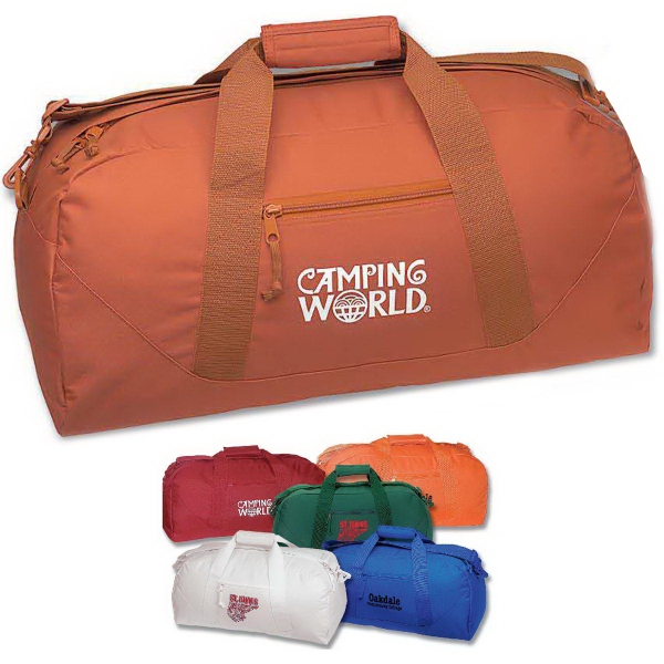 Customized Sports Duffel Bag