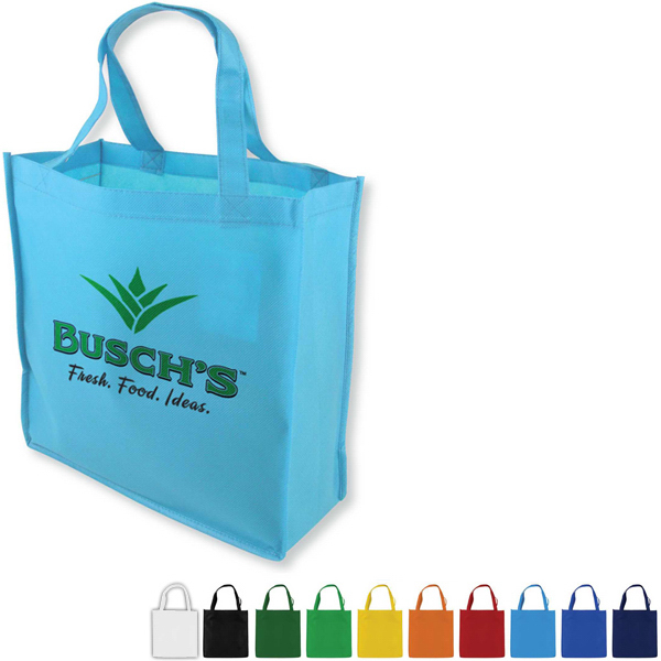 "Custom The Campanion 13"" Non-Woven Tote"