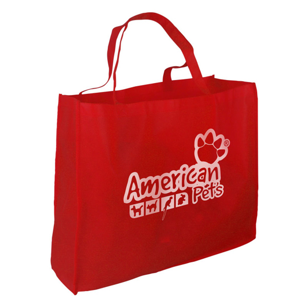 "Customized The Trade Show 20"" Non-Woven Tote"