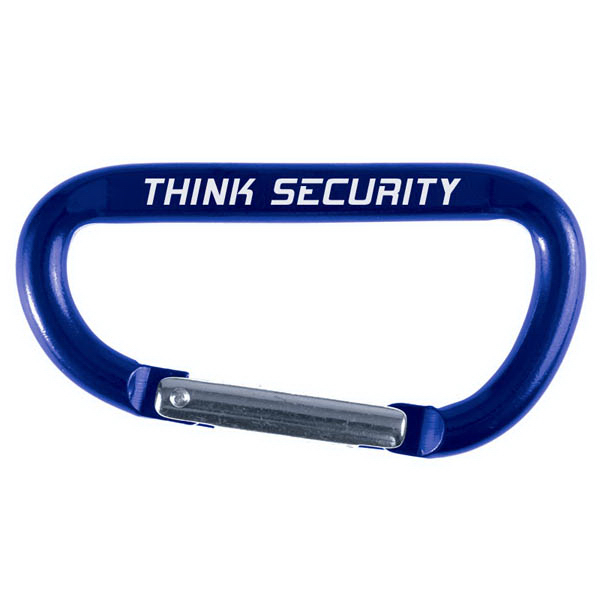 Customized Carabiner, 80mm