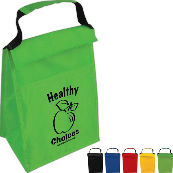 Personalized Carryout Lunch Tote