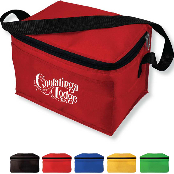 Imprinted Six Pack Cooler