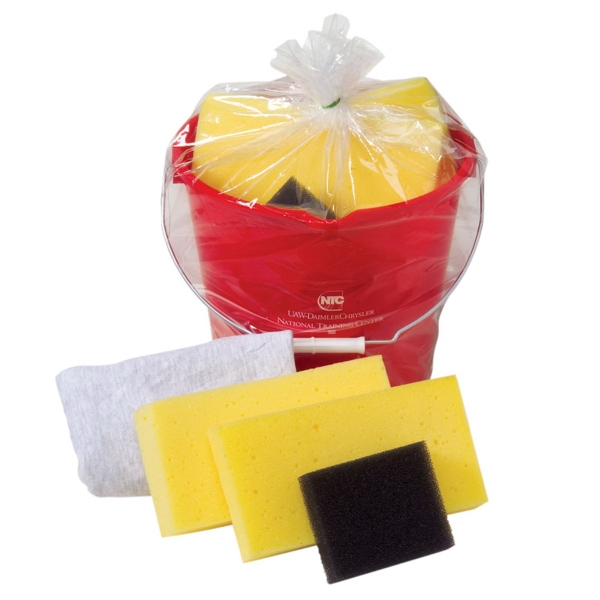 Personalized Car Wash Kit