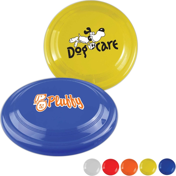 "Customized Fetch! 9"" Dog Safe Flyer"