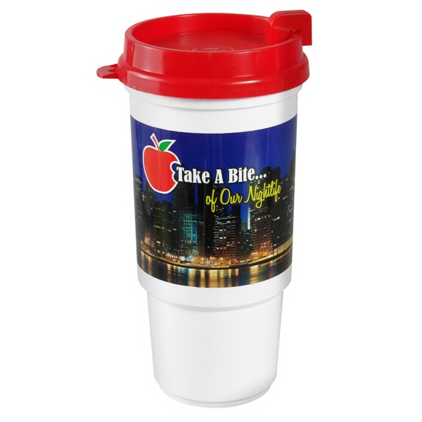 Customized 16 oz Auto Cup