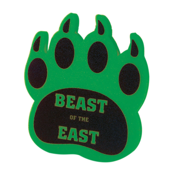 "Customized 13"" Cat Claw Foam Mitt"