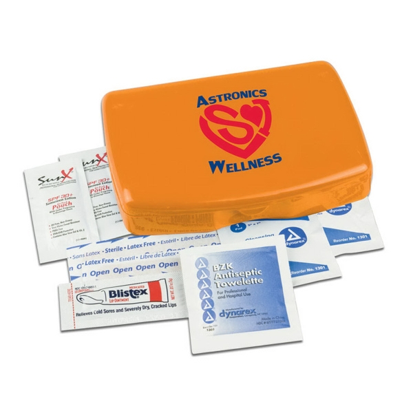 Personalized Express Sun Survivor Kit