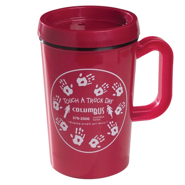 Imprinted Big Joe 22 oz Travel Mug