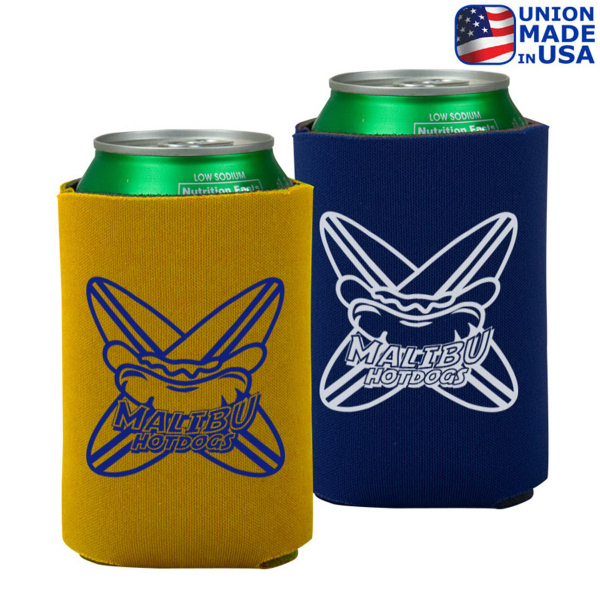 Personalized Home Brew-USA Pocket Can Holder
