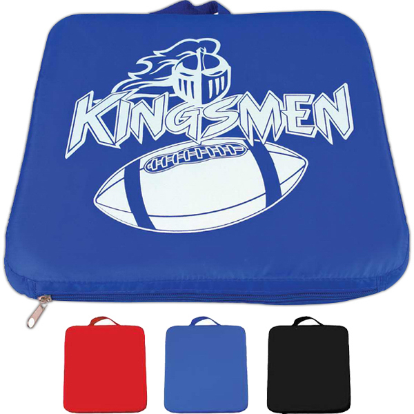 Promotional Fabric Stadium Cushion