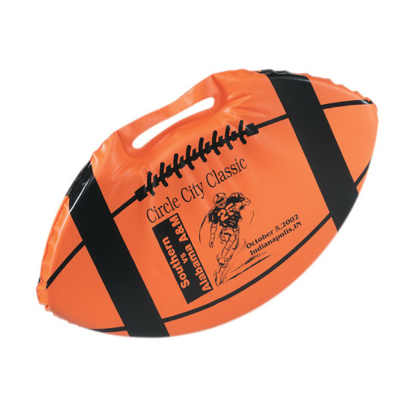 Imprinted Football Stadium Cushion
