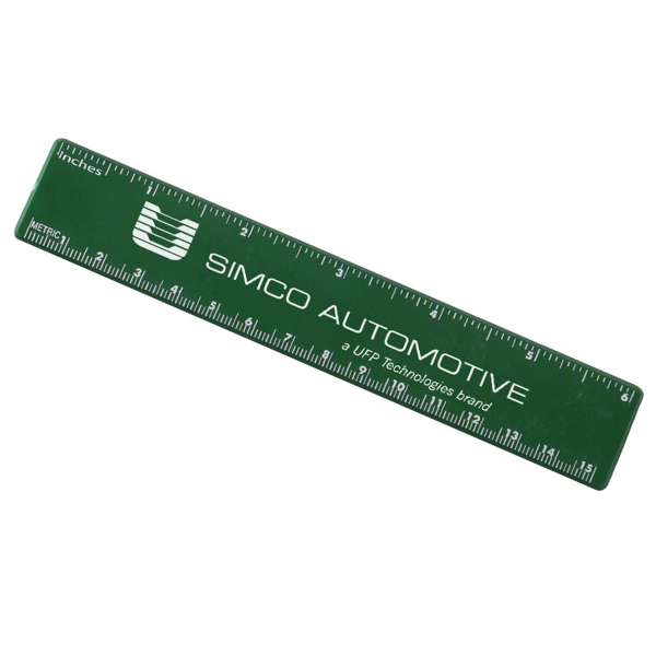 "Customized 6"" Promotional Ruler"