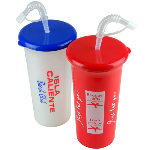 Custom Super Sipper 32 oz Sport Sipper