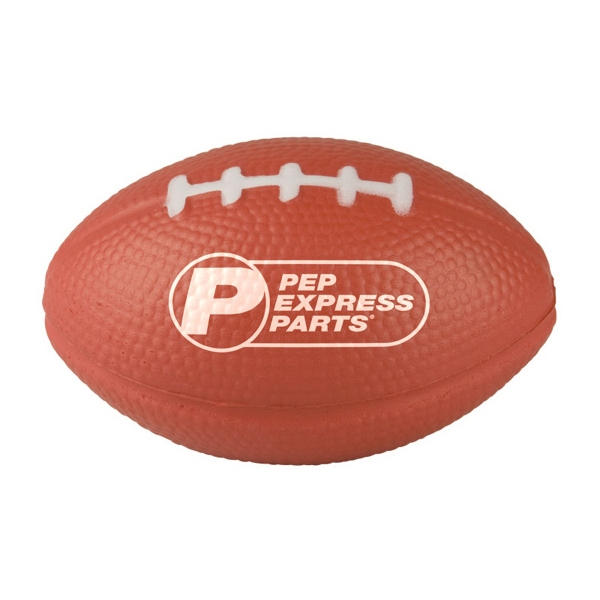 "Customized 3 1/2""  Stress Football"