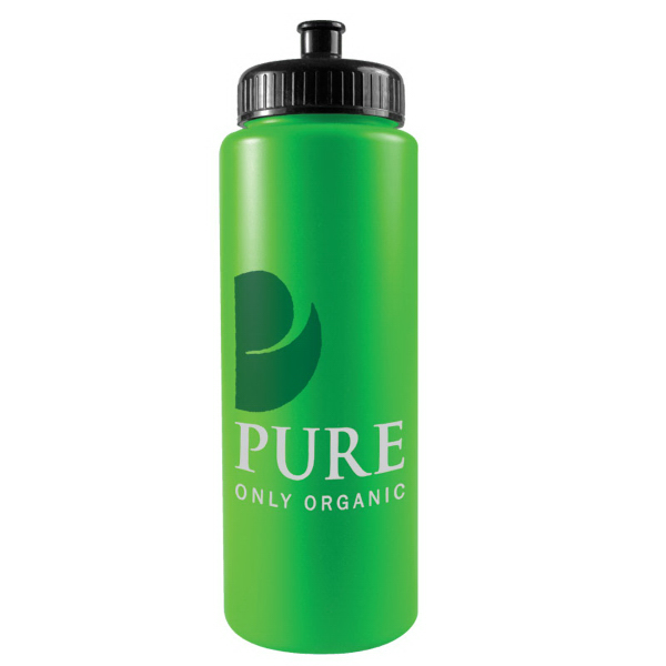 Printed 32 oz. The Sports Quart Sports Bottle