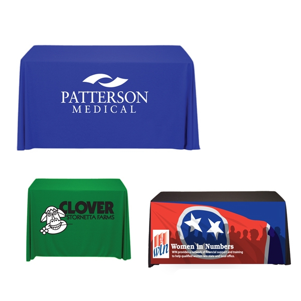 Promotional Custom size table throw