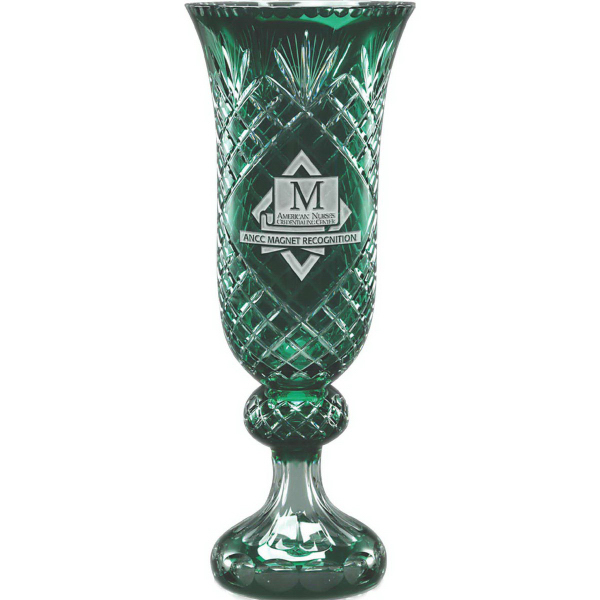 Personalized Balmoral Trophy Vase