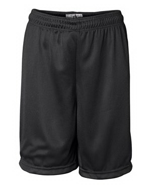 "Promotional Badger Youth 6"" Inseam Mini Mesh Shorts"