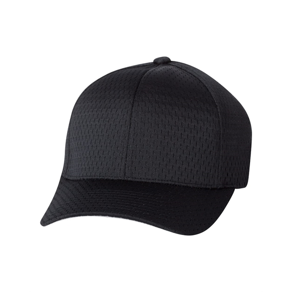 Customized Flexfit Athletic Mesh Cap