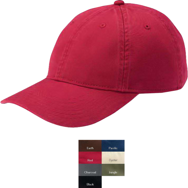 Personalized Econscious Organic Cotton Baseball cap