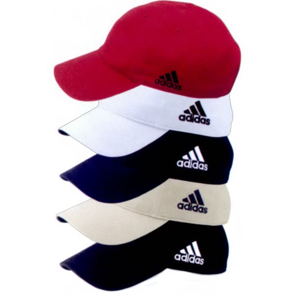Imprinted Adidas Unstructured Cresting Cap
