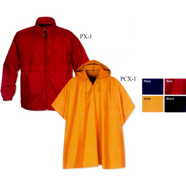 Personalized Stormtech Packable Rain Poncho
