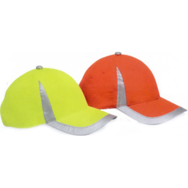 Customized Outdoor Cap Safety V Crown Cap