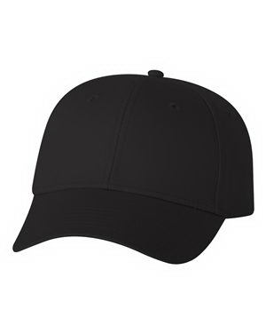 Imprinted Valucap Lightweight Structured Cotton Twill Cap
