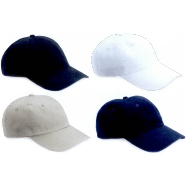 Imprinted Valucap Brushed Twill Cap