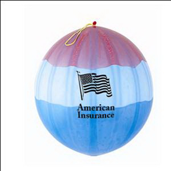 "Imprinted 16"" All-American AdPunch (TM) Ball"