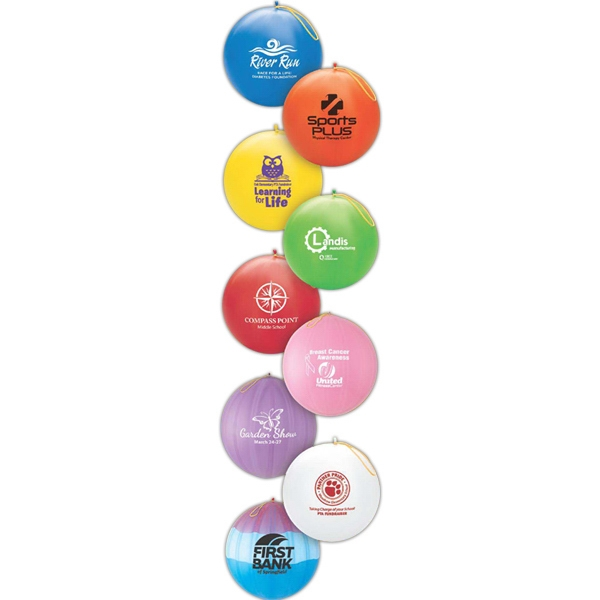 "Promotional 16"" AdPunch (TM) Ball"
