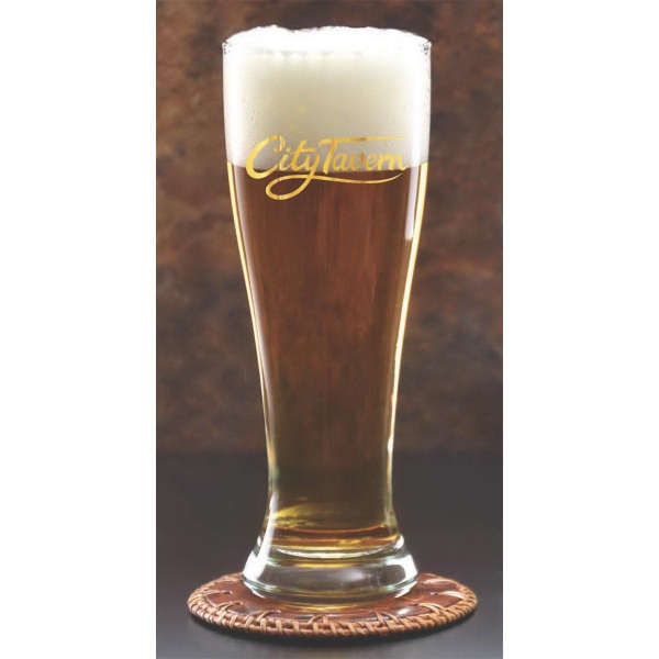 Imprinted Pilsner Glass