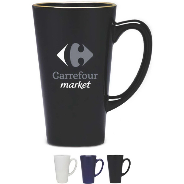 Printed Cafe Grande Collection Mug