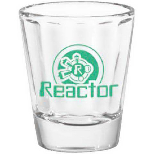 Customized Optic Shot Glass