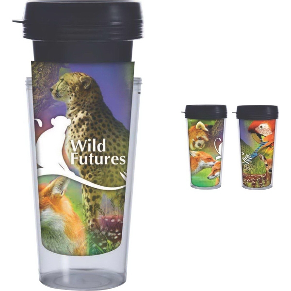 Imprinted Photo Tumbler