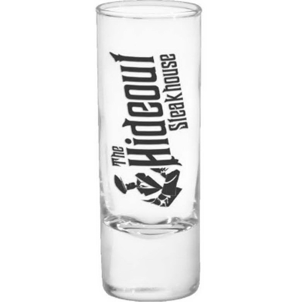 Customized Shooter Shot Glass/Votive