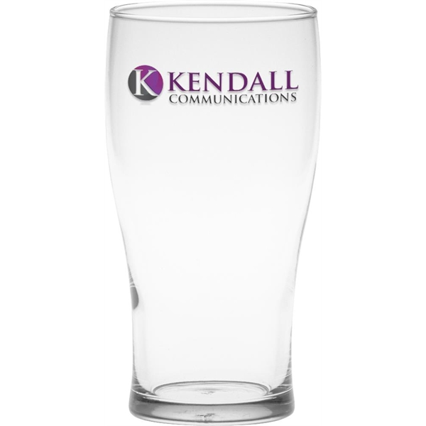 Printed Pub Glass