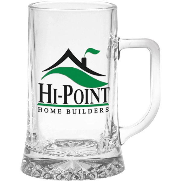 Personalized European Glass Tankard