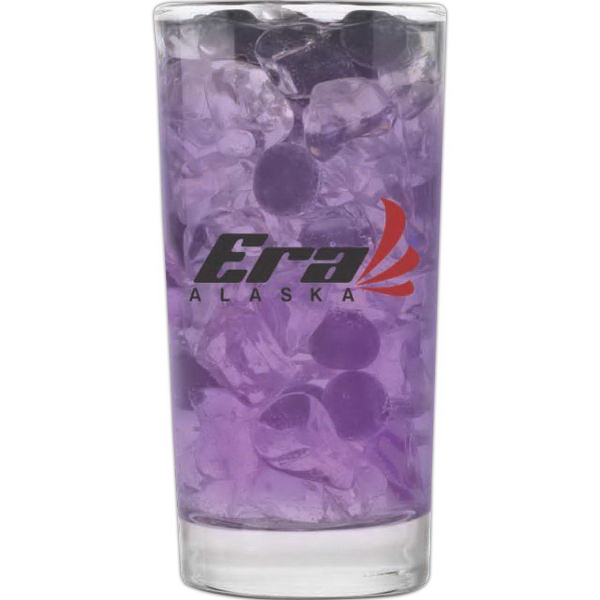 Imprinted Deluxe Beverage Glass