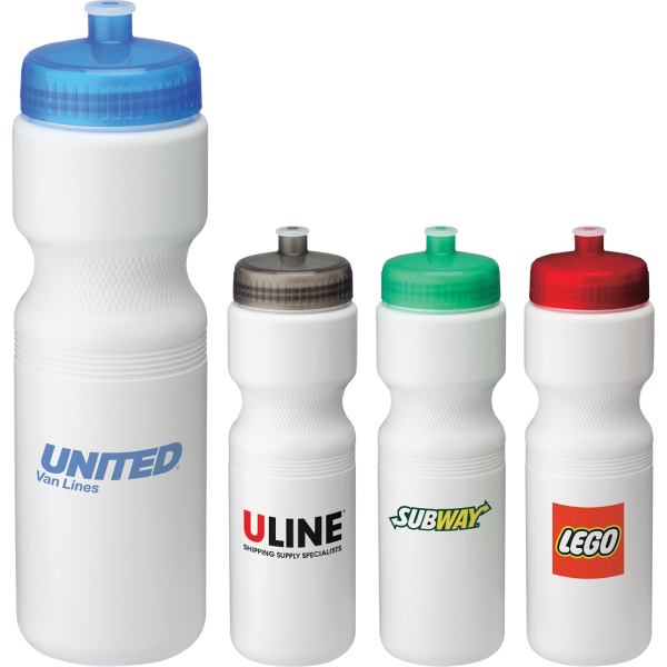 Printed Easy Squeezy 28-oz. Sports Bottle