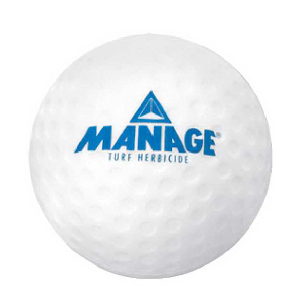 Printed Golf Ball Stress Reliever