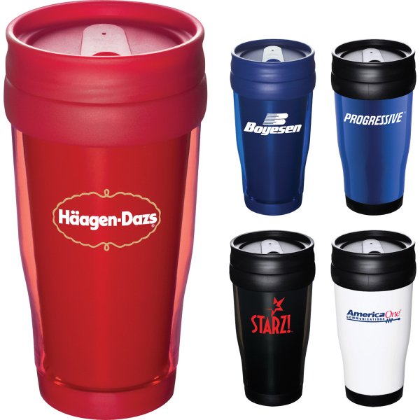 Custom The Columbia 16-oz Insulated Tumbler