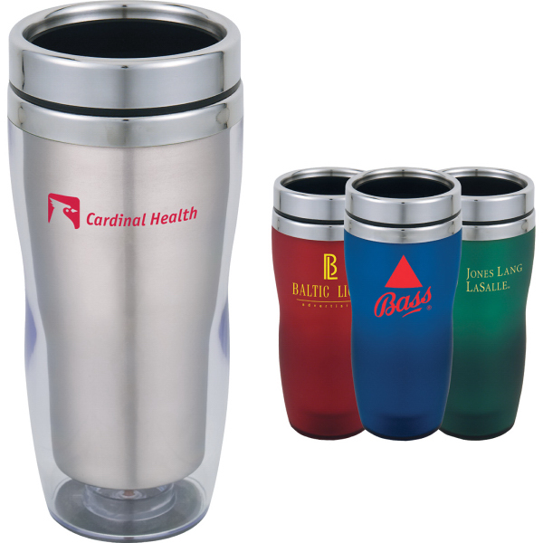 Imprinted The Abaco 16-oz  Travel Tumbler