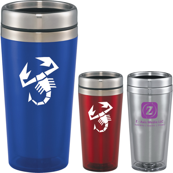 Imprinted The North Beach 16-oz  Travel Tumbler